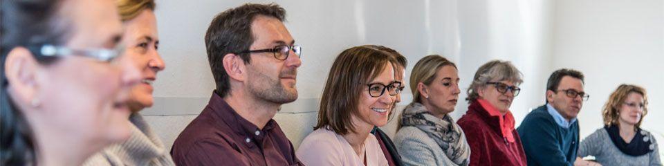 INeKO-Systemisches-Coaching -  Teilnehmer in einem der Seminare